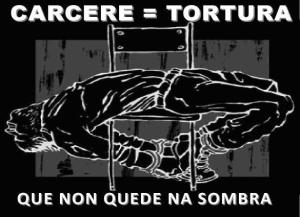 carcere=tortura que non quede na sombra
