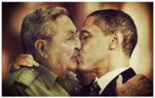amor castro obama