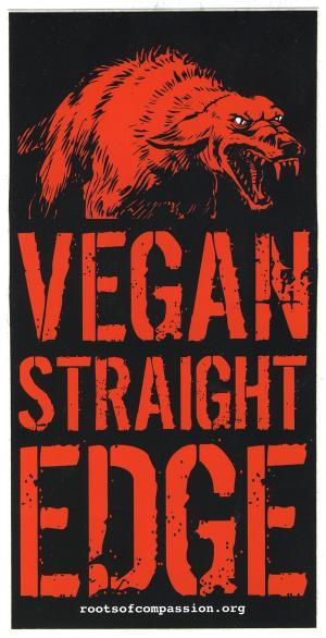 Vegan Straight Edge [CP Navalcarnero] Imp&...