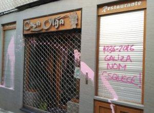 Ataque Casa Olga