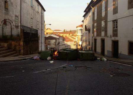 Barricadas Escárnio